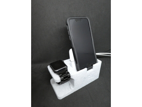 MB3D Apple 3 in 1 Charging Station