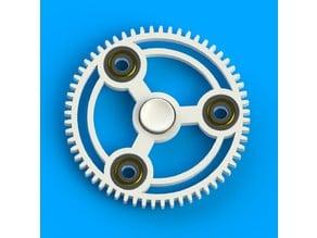 Gear Hand Spinner