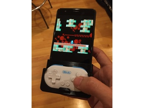 HackBoy: Retro Gaming 8Bitdo Zero phone case