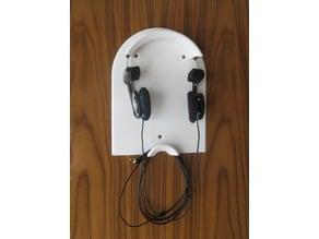 Headphone Holder wall-mounted