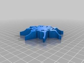 Flexi-Sun Spinning Maker Coin