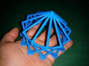 Customizable Lattice Cube V2 NEW OPTIONS