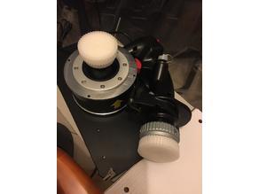 ThrustMaster Warthog Flight Stick dust covers