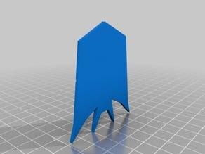 Decepticon Hood Emblem