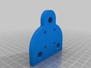 CR-10 X axis MGN12H Adapter