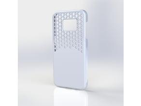 Samsung Galaxy S7 Small Hex Case