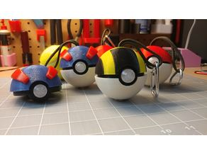Pokemon Go Plus - Ultra ball case