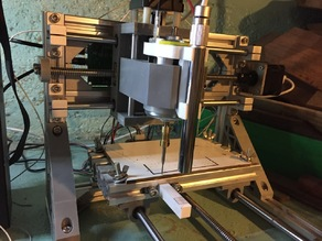 1610 CNC Optical Zeroing System