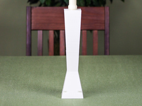 Candlestick Holder -- Short or Tall