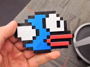 A Flappy Bird