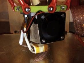 MK7/QU-BD hotend mount for deltabot