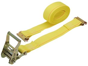Box Corner Strap-tie down Retainer / Tensioner