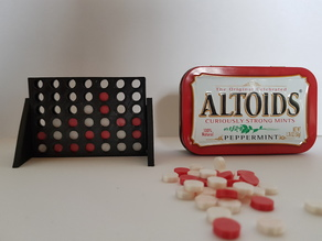 Connect Four Pocket Altoids Game