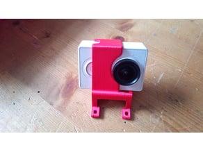 Realacc X210 (Lumenier QAV-X) Actioncam mount (Xiaomi Yi)