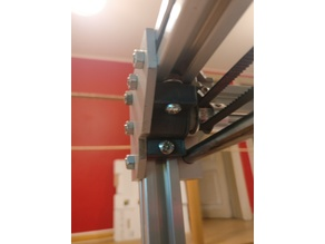 8mm Y axis conversion for Flyingbear P902 3D printer