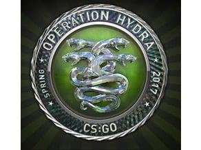 CS:GO Operation Hydra pins