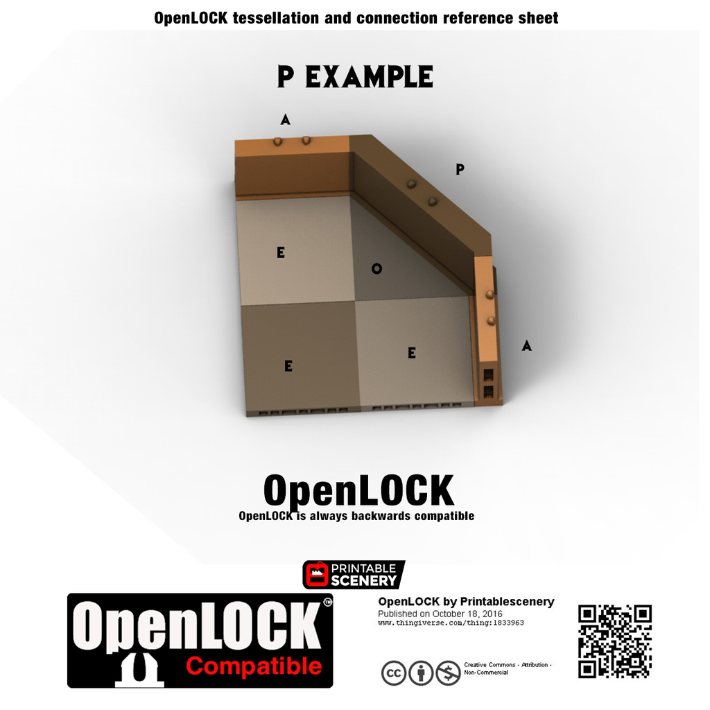 OpenLOCK by Printablescenery - Thingiverse