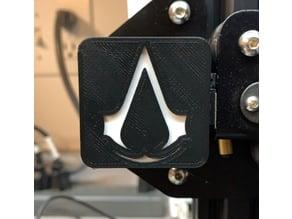 Assassin's Ender 3 QR code Cover