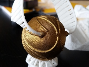 Golden Snitch (Easy Print)