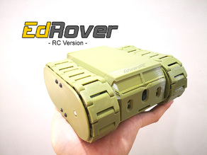 EdRover - Mini RC Tank Rover
