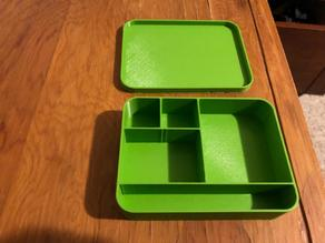 Customizable Jewelry Box