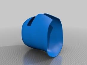 Test design helmet
