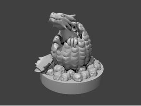 Baby Dragon Hatching