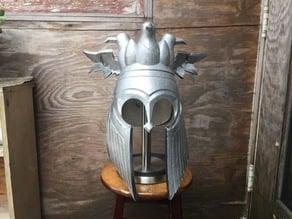 Hellboy Cosplay - Nimue's Helmet