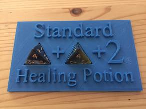 Standard Healing Potion Tray 2.0!