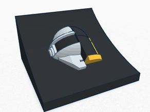 Random Access Memories 3d album cover