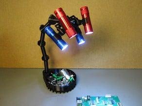 Arachnid Task Lamp