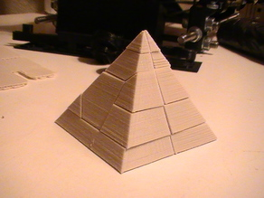 The Great Pyramid of Giza! (puzzle)