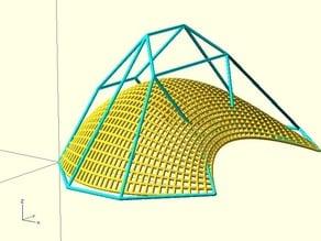 Bezier Mesh Surface V0.7