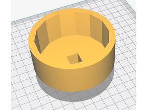Oil Cap Socket for 74mm for VW, BMW vehicles