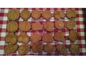 Thanksgiving Cookie Cutter Set