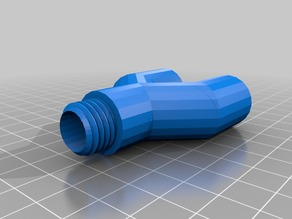 Cable gland M16 Y Adapter
