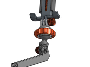 Ball joint for modular mounting system