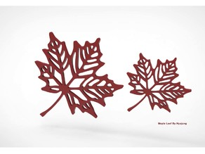 Maple Leaf ♥ Decoration