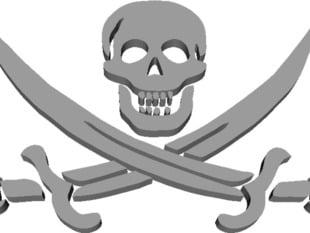 Skull and Swords (Jolly Roger)