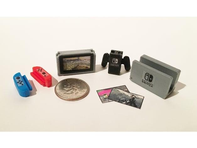 Mini Nintendo Switch By Rabbitengineering Thingiverse