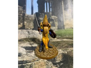 28mm Banana Conscript Cultist - Banana Knight Cult v2