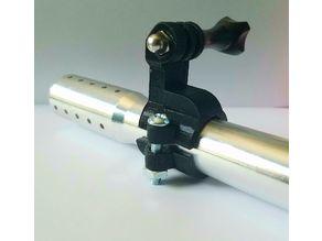 GoPro Barrel Mount For Paintball guns!