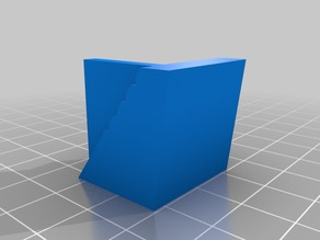 Updated 25mm Test Cube w/ Overhang and Misc. Steps