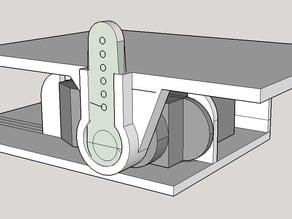 Mobius tilt for micro 5g servo