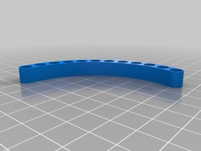 My Customized Curved Beams for LEGO Technic