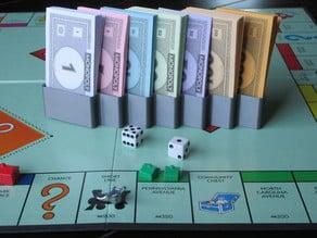 Monopoly Vertical Money Holder