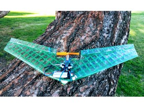 Micro Flying Wing for V911/F949 receiver bricks