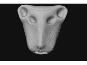 Tiger Mask Sculpt