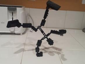 Hexx-1000 Lego Hero Factory Compatible Robot Action Figure