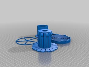 51mm Auto-Rewind Spool Holder